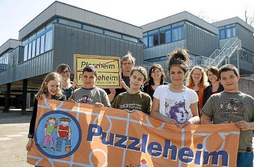 Pforzheim: Puzzleheim steht in Startlöchern - Nachrichten ...