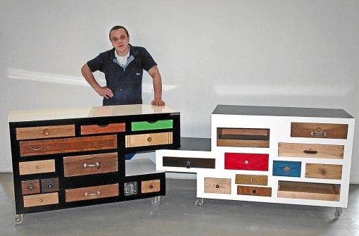 titisee neustadt m bel m ssen auch praktisch sein schreiner stellen ihre arbeiten aus titisee. Black Bedroom Furniture Sets. Home Design Ideas