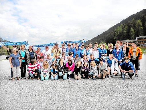 ... Pfadfinder und Pfadfinderinnen - Pfadfinder aus Polen in Innsbruck