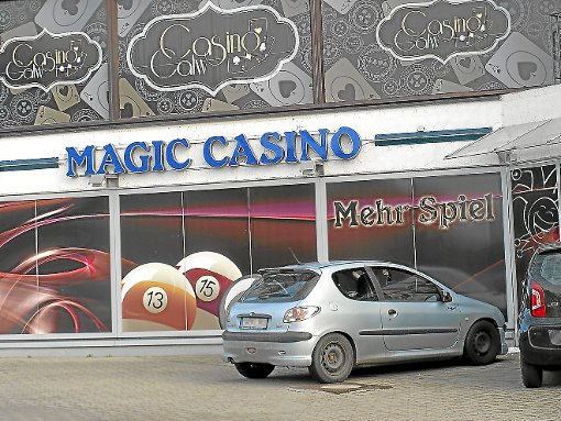 magic casino calw