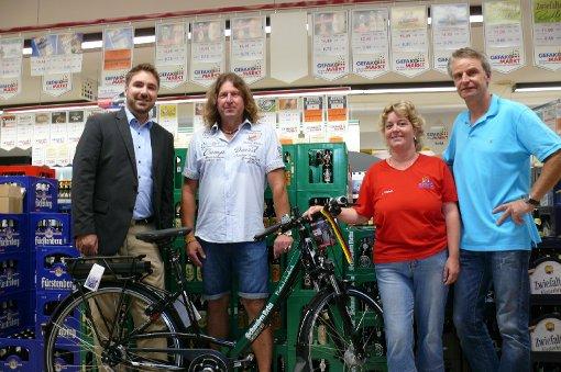 Balingen: Hauptgewinn ist ein E-Bike - Balingen - Schwarzwälder Bote