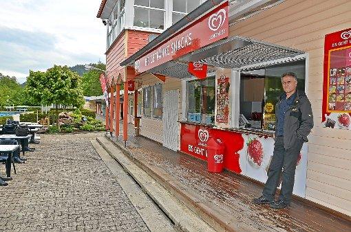 Bad Wildbad: Filippo Antona neuer Pächter des Freibadkiosks - Bad ...