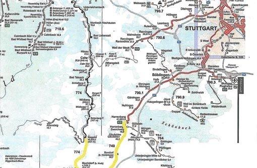 Kreis Calw: Zeit der Entscheidung ist gekommen - Calw - Schwarzwälder ...