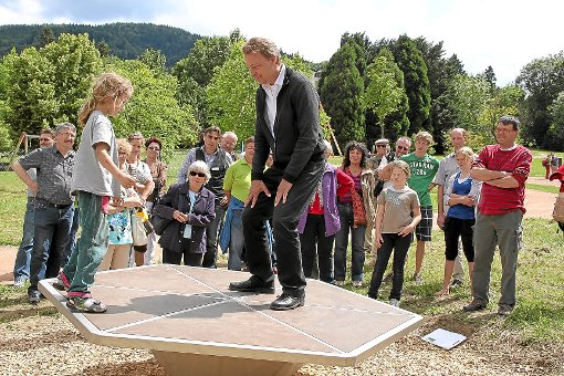There are more than 2000 beds available for tourists in Badenweiler so ...