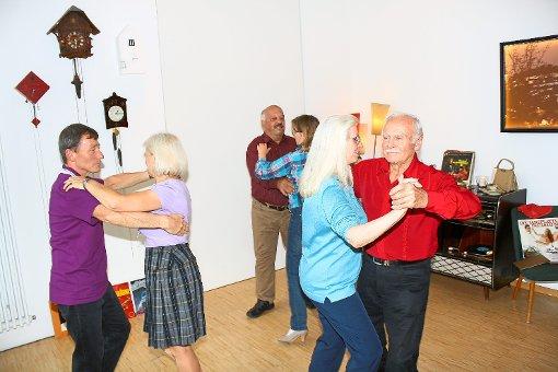 Altensteig Wrtt Tanzromantik Im Wohnzimmer