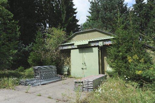Empfingen n chster anlauf f rs munitionsdepot empfingen for Depot freudenstadt