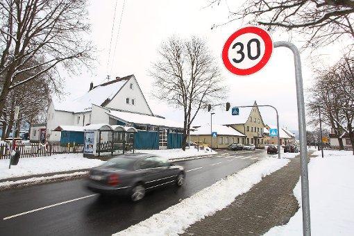 Bad-Dürrheim In Oberbaldingen gilt jetzt Tempo 30 - Schwarzwälder Bote