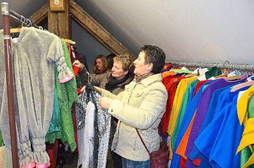 Bad-Dürrheim: Keine Bange vor der Kleiderfrage - Schwarzwälder Bote