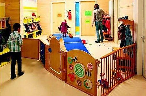 kinderg rten architektur weniger ist oft mehr bauen. Black Bedroom Furniture Sets. Home Design Ideas