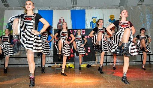 Eutingen: Junge Narren überzeugen beim Kindershowtanz in Göttelfingen - Schwarzwälder Bote