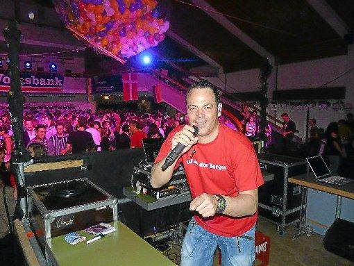 apres ski party schonach: