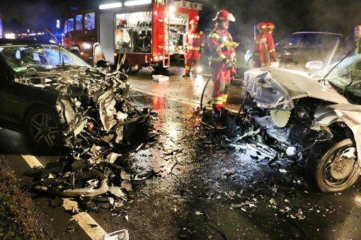 Dornstetten: 83-Jähriger stirbt bei Unfall auf B 28 - Schwarzwälder Bote