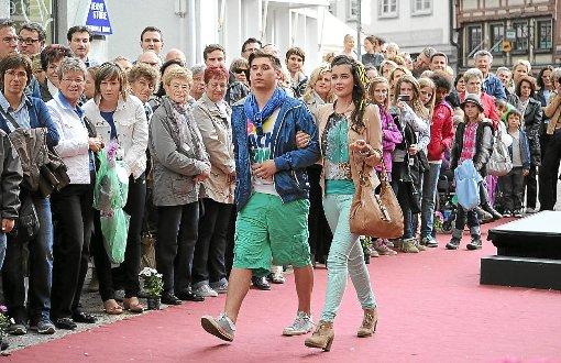 Nagold: Modenschau und verkaufsoffener Sonntag - Nagold ...