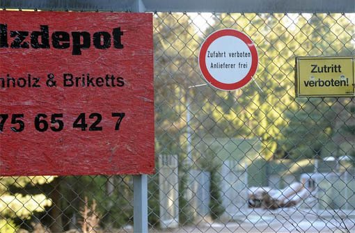 Empfingen munitionsdepot nutzung ungewiss freudenstadt for Depot freudenstadt