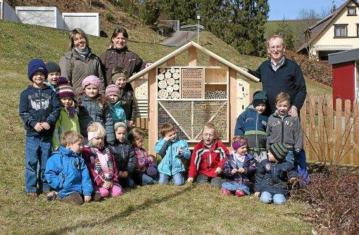 baiersbronn kindergarten huzenbach hat nun ein. Black Bedroom Furniture Sets. Home Design Ideas