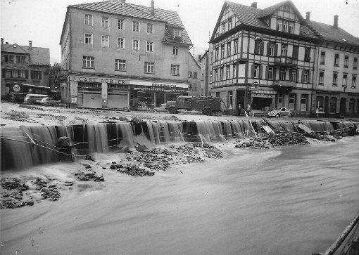 Schramberg: 50er mit Rathausturm - Schramberg - Schwarzwälder Bote
