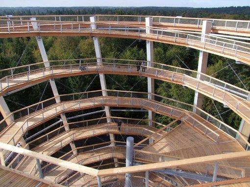 Calw: Auf 2200 Stufen zum Sommerberg - Nachrichten - Schwarzwälder ...