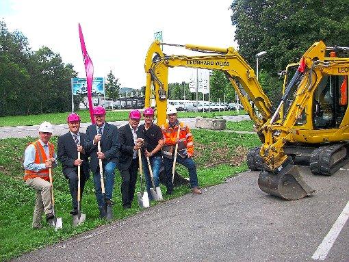 Stadt Calw - Dienstleistungs-/ Gewerbepark Stammheimer Feld