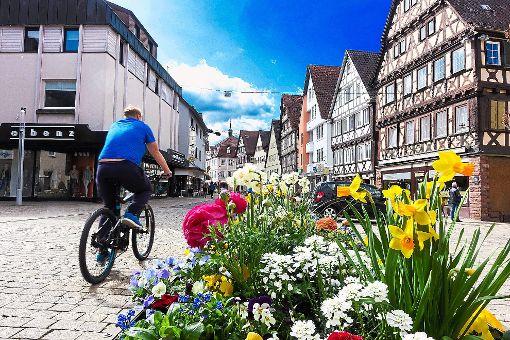 Am 5. Mai wird in Nagold die Umwidmungsvereinbarung für die Nagolder Marktstraße unterzeichnet. Foto: Fritsch
