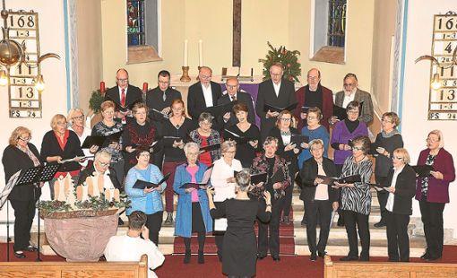 Der Kirchenchor feiert sein 90-jähriges Bestehen.  Foto: Maier Foto: Schwarzwälder Bote