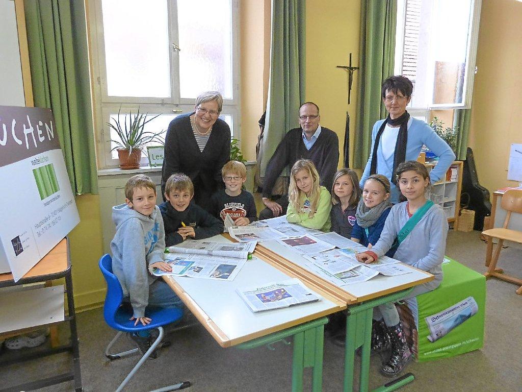 Haigerloch Aktion Passt Zum Schulkonzept Haigerloch