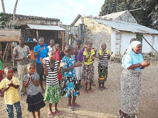 In Mosambik starten die Benediktiner ein neues Projekt, das mit Spenden aus Salzstetten gefördert wird.  Foto: Kolpingsfamilie Foto: Schwarzwälder-Bote