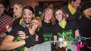 Narrenverein Bad Imnau feiert Blubberparty