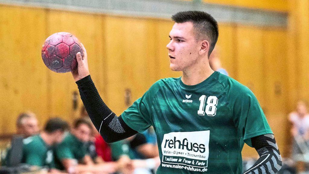 Handball: Deftige Pleite für SG-Team - Handball - Schwarzwälder Bote