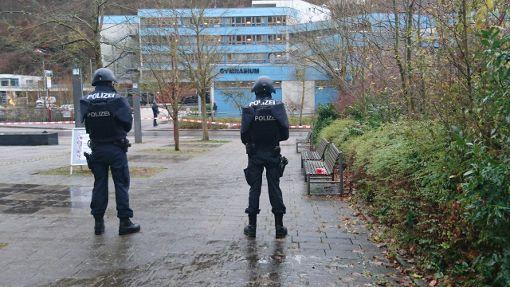 Schramberg - Amok-Drohung löst Großeinsatz aus Foto: Sum