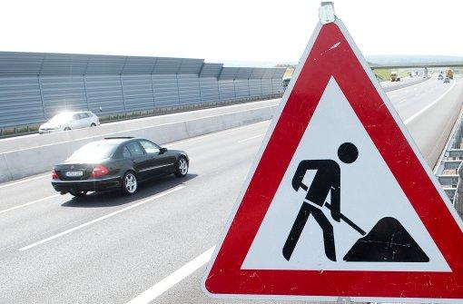 Ab Montag, 12 Uhr, soll die Autobahnauffahrt bei Empfingen wieder frei sein. Foto: dpa