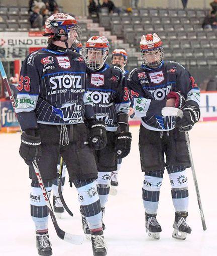 Die Schwenninger Junioren erlebten in der DNL erneut eine harte Saison.    Foto: Kienzler