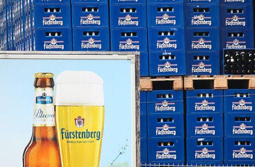 Die Brauerei lässt ihre Biere regelmäßig auf Qualität überprüfen. Foto: Guy Simon