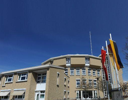 Die Polizeihochschule in Schwenningen. Im Gespräch ist eine Außenstelle in Meßstetten. Foto: Seeger