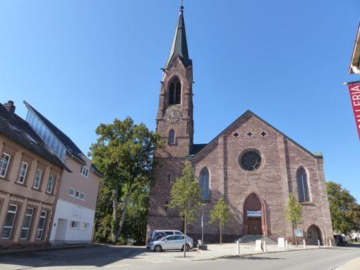 Das Konzert findet     in der Lorenzkirche statt.   Foto: Klossek Foto: Schwarzwälder Bote