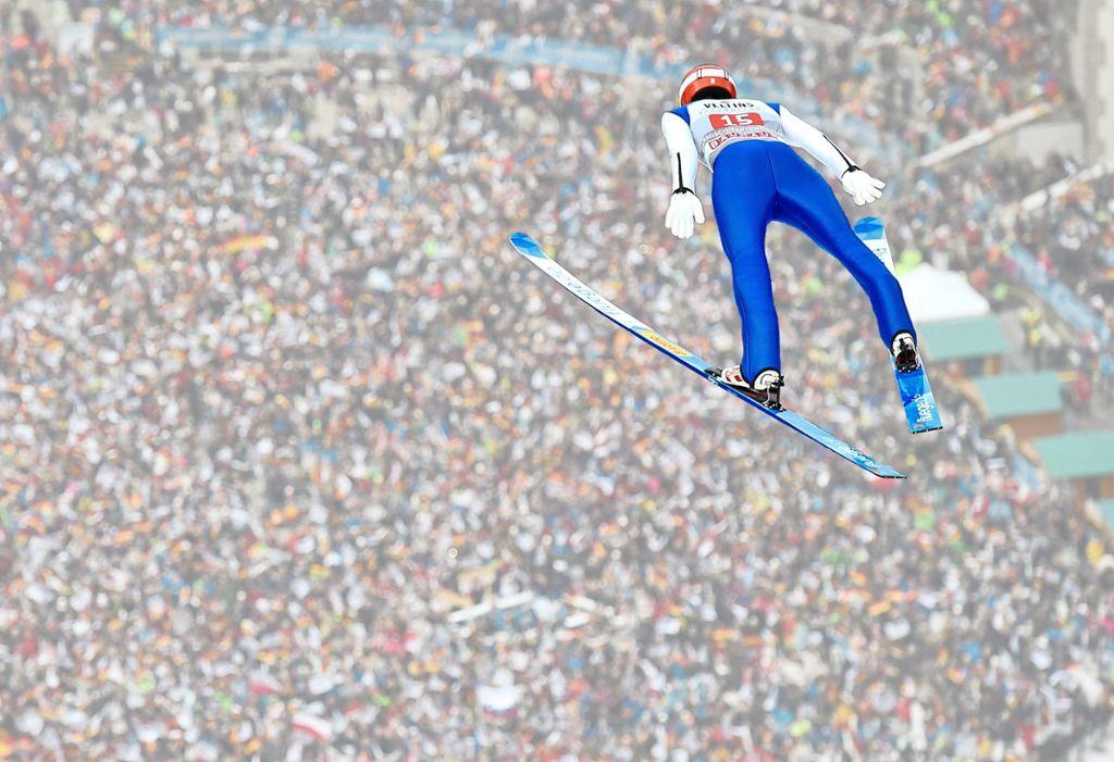 Wintersport Vierschanzentournee David Siegel Ist Hoffnung Aus Dem