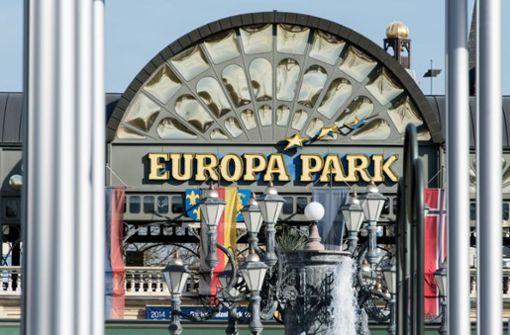 Die Tote arbeitete als Künstlerin im Europa-Park. Foto: dpa