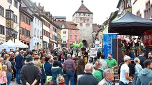 Rottweil: Demonstration bei Tag des Rottweilers