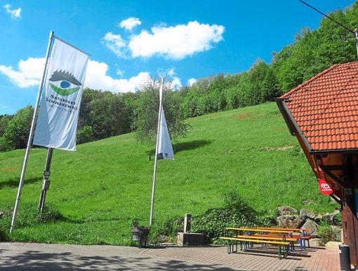 Tier und Mensch sollen sich im Frohnbach beim Besucherbergwerk ab der kommenden  Saison barrierefrei begegnen  – gegenüberliegend besteht bereits eine private Ziegenweide.   Foto: Haas Foto: Schwarzwälder Bote