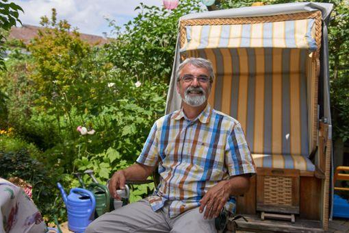 Wolf Hoffmann ist neu im Horber Gemeinderat und will sich in seinem Ruhestand nun einer neuen Aufgabe widmen.   Foto: Lück Foto: Schwarzwälder Bote