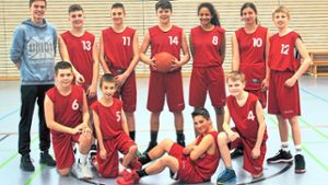 Basketball: U14 kämpft sich ins Final Four