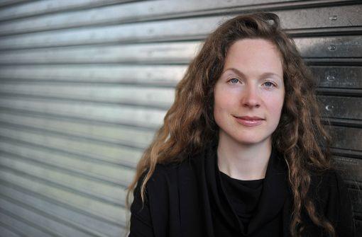 Die Literaturwissenschaftlerin und Autorin Sandra Richter Foto: dpa