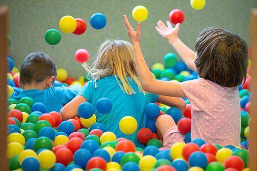 Die Beiträge für die Rottenburger Kindergärten werden um drei Prozent erhöht.  Foto: Gentsch Foto: Schwarzwälder Bote