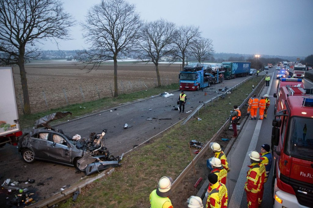 Unfall B27 Heute Aktuell