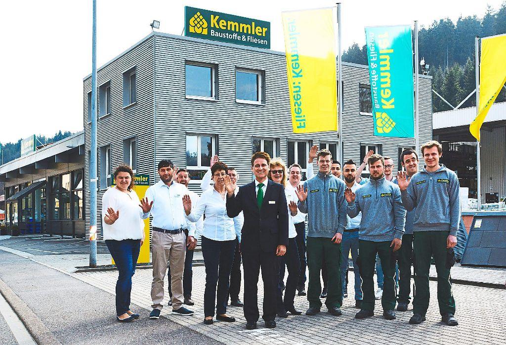 Kemmler Altensteig altensteig württ kemmler filiale wird 40 jahre alt altensteig