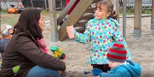 Die Nachfrage nach der Betreuung von Kindern duch Tageseltern steigt im Kreis Freudenstadt.   Foto: Tageselternverein