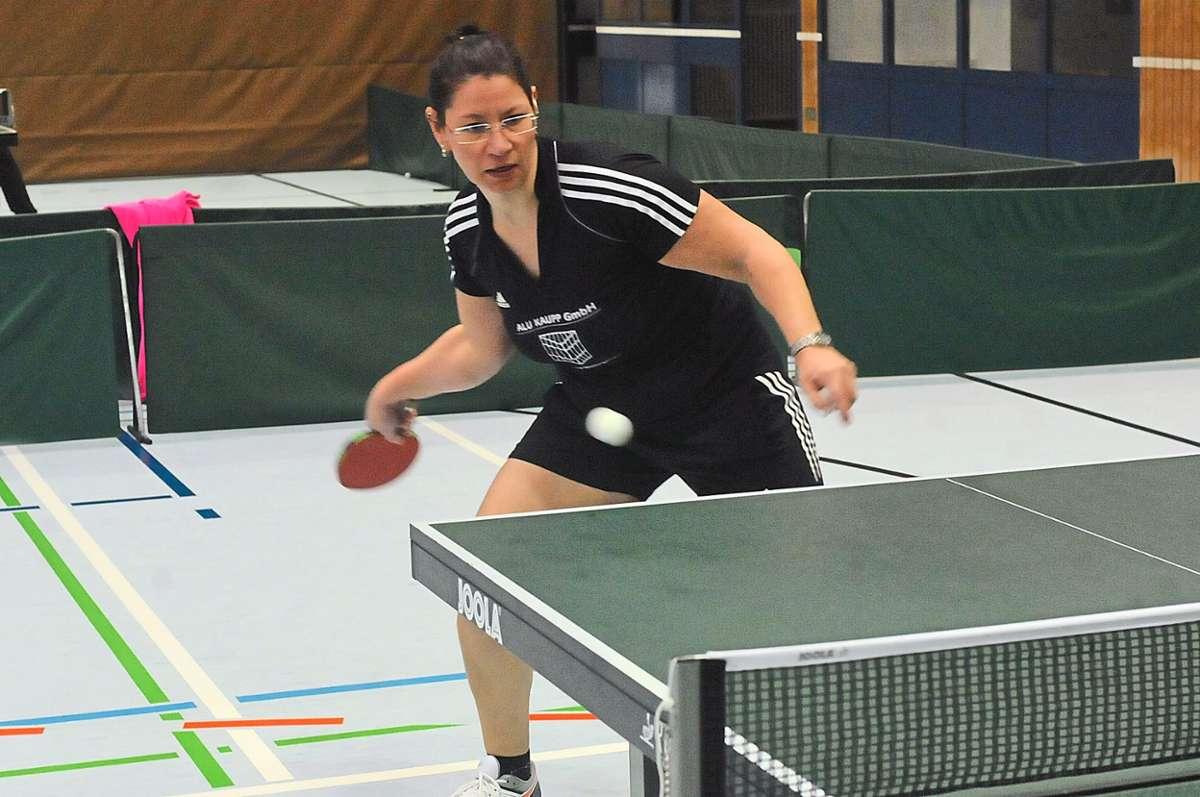 Tischtennis Weltrangliste Damen
