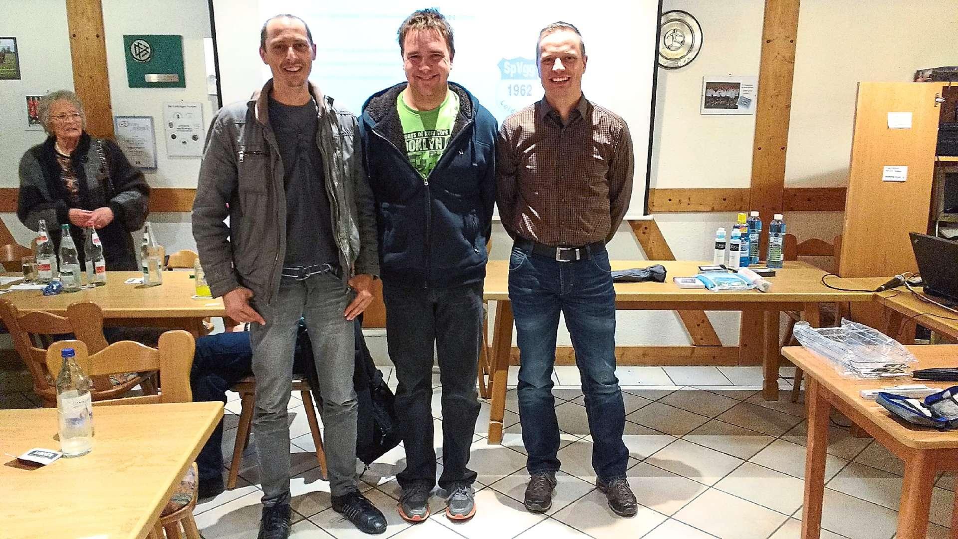 Italienischer Dreier Wird Wild