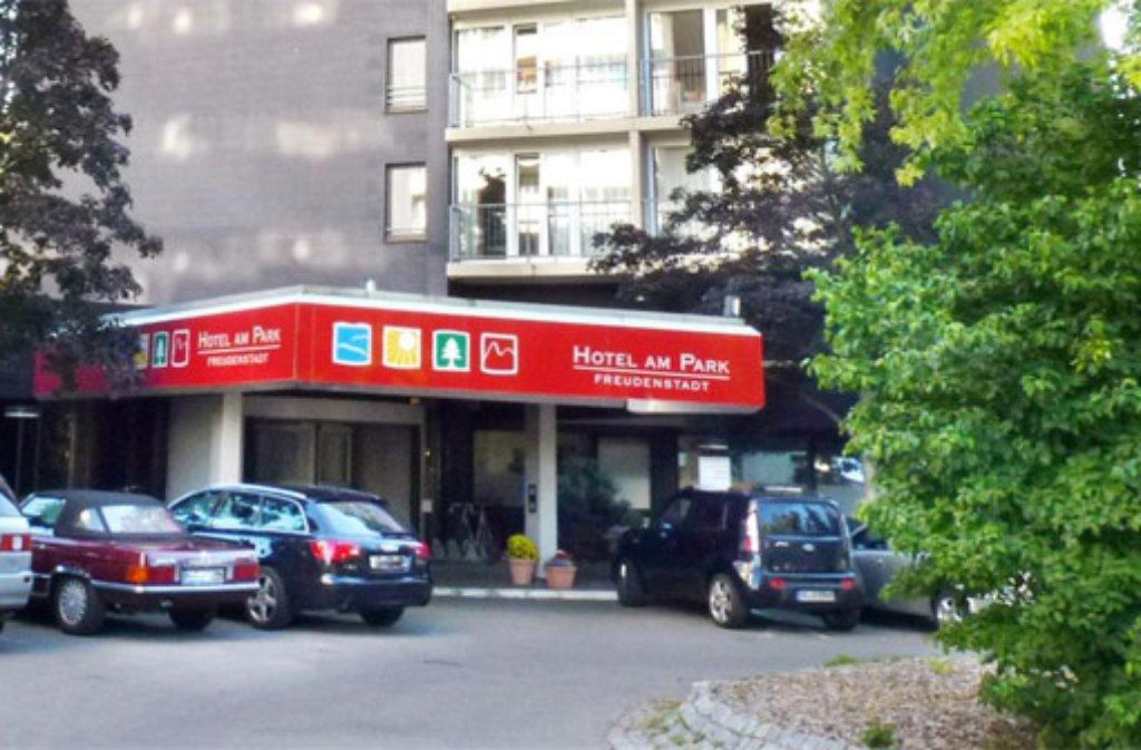 freudenstadt hotel skandal schadet der stadt freudenstadt schwarzw lder bote. Black Bedroom Furniture Sets. Home Design Ideas