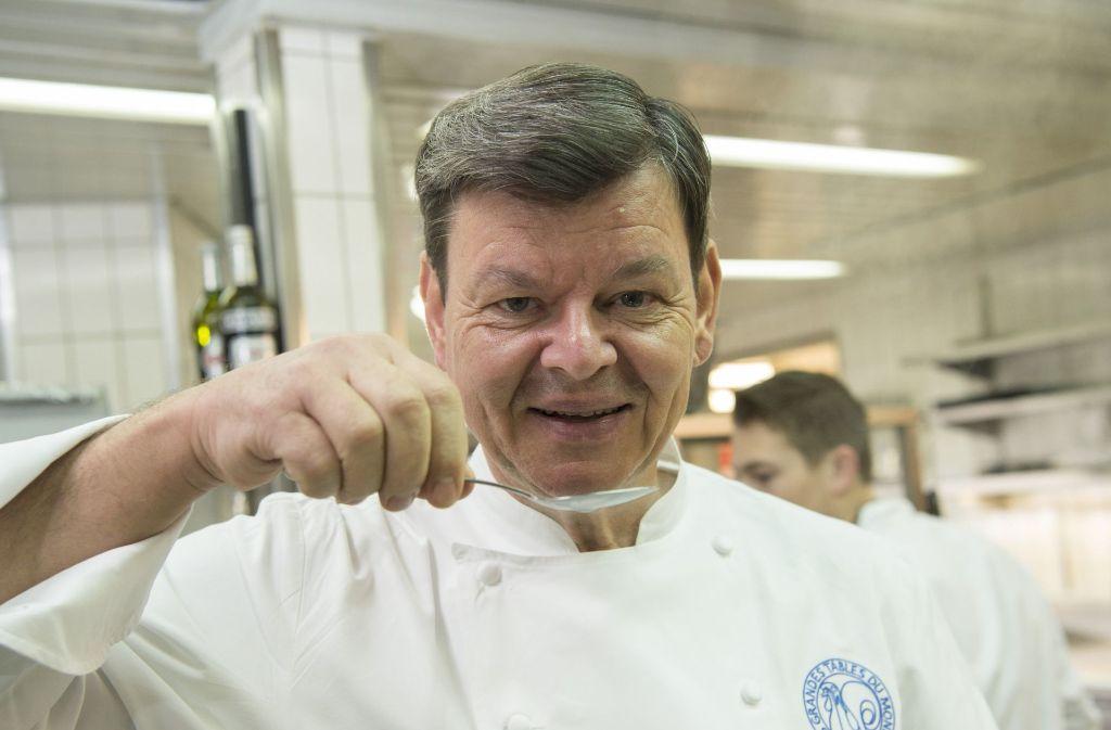 Sternekoch Harald Wohlfahrt darf nicht mehr in seine Küche