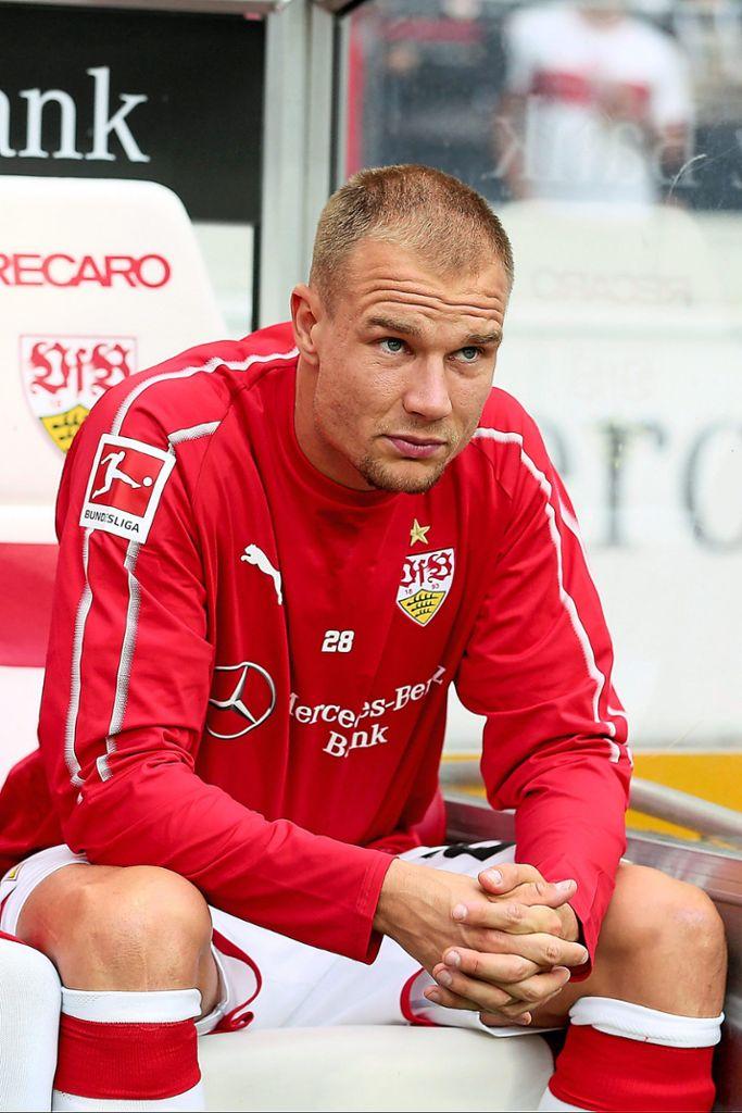 VfB Stuttgart: Holger Badstube...